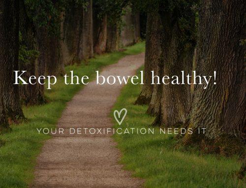 認識排毒第一關卡 – 腸道健康